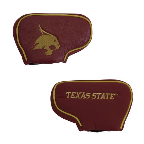 Team Golf Texas State University Blade Putter Cover