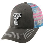 Top of the World Women's Texas Tech University Arid Cap