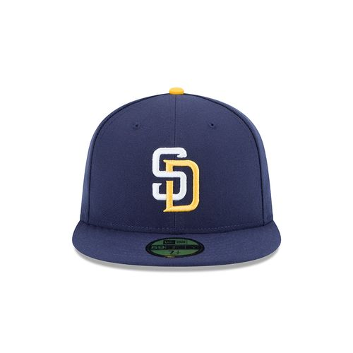 New Era Men's San Diego Padres AC Perf 59FIFTY Cap - view number 6