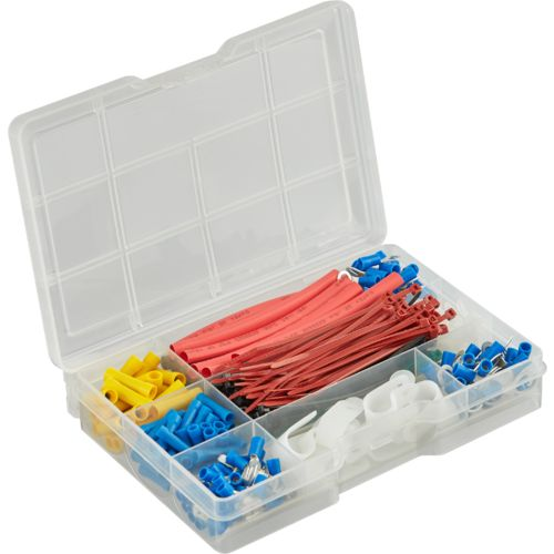 Marine Raider™ 338-Piece Electrical Connection Kit