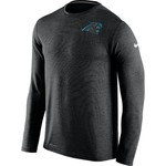 Nike Men's Carolina Panthers Dri-FIT Touch Long Sleeve T-shirt - view number 1