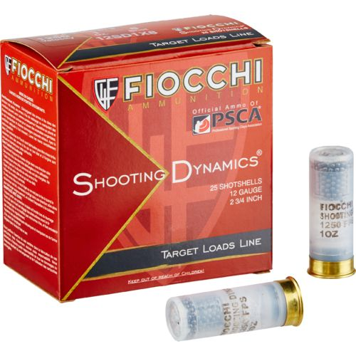 Fiocchi Shooting Dynamics 12 Gauge Skeet Target Loads