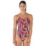 Speedo Women's Angles Free Back 1-Piece Swimsuit