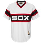 Majestic Men's Chicago White Sox Luis Aparicio #11 Cooperstown Cool Base 1981-85 Replica Jersey - view number 2