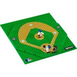 OYO Sports Texas Rangers Building Block Infield Set