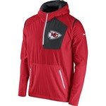 Nike Men's Kansas City Chiefs Vapor Speed Fly Rush Jacket