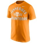 Nike Men's University of Tennessee Stadium Cotton Team First T-shirt
