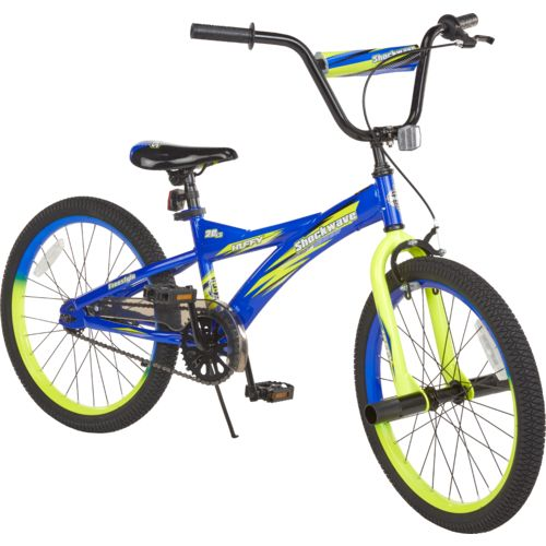 "Display product reviews for Huffy Boys' Shockwave 20"" Bicycle"