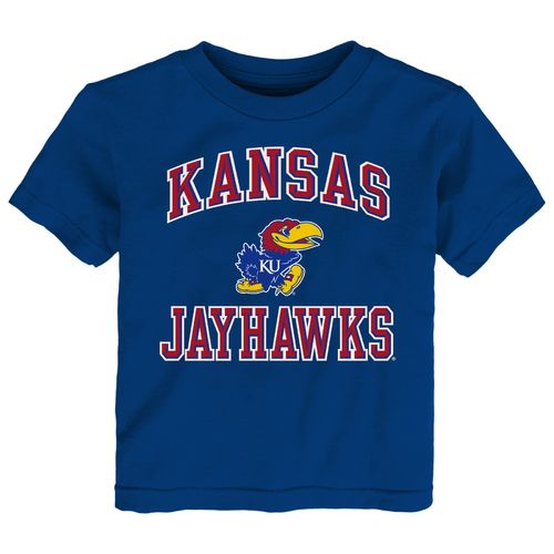 Gen2 Toddlers' University of Kansas Ovation T-shirt