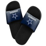 Forever Collectibles™ Men's Dallas Cowboys Textured Sport Slides