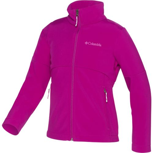 Columbia Sportswear Girls' Brookview™ Softshell Jacket
