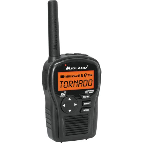 Midland™ E+READY Portable Weather Alert Radio - view number 2