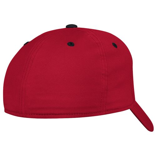 adidas Men's University of Louisiana at Lafayette Structured Flex Cap - view number 2