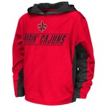 Colosseum Athletics™ Juniors' University of Louisiana at Lafayette Sleet Pullover Hoodie