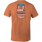 Image One Women's Clemson University Mason Jar T-shirt
