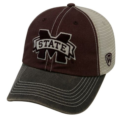 Top of the World Men's Mississippi State University Off-Road Adjustable Cap