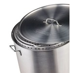 Outdoor Gourmet 100 qt. Aluminum Pot with Strainer - view number 2