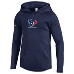 Under Armour™ NFL Combine Authentic Girls' Houston Texans F16 Armour® Fleece Hoodie