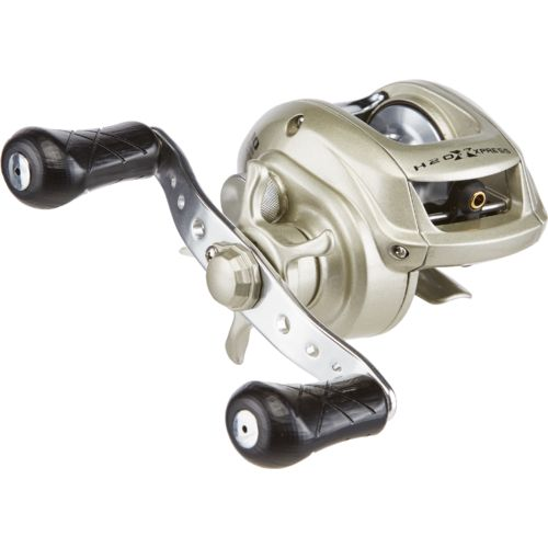Display product reviews for H2O XPRESS™ Mettle HD Baitcast Reel