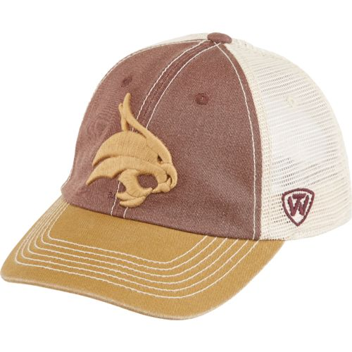 Top of the World Adults' Texas State University Offroad Cap