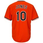 Majestic Men's Baltimore Orioles Adam Jones #10 Cool Base Cooperstown Jersey - view number 1