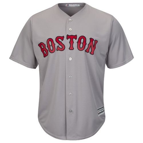 Majestic Men's Boston Red Sox Rusney Castillo #38 Cool Base Replica Jersey - view number 3