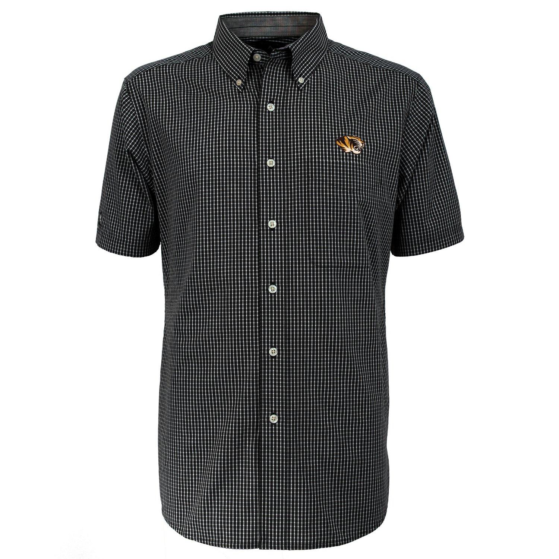 Antigua Men's University of Missouri League Short Sleeve Shirt