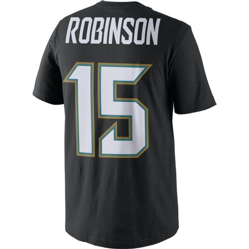 Nike Men's Jacksonville Jaguars Allen Robinson 15 Player Pride T-shirt - view number 1