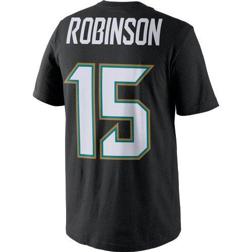 Nike™ Men's Jacksonville Jaguars Allen Robinson #15 Player Pride T-shirt