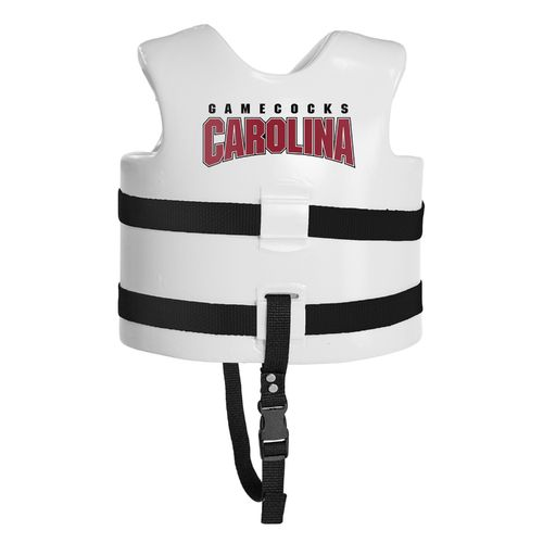 TRC Recreation Kids' University of South Carolina Super Soft™ Life Vest - view number 3