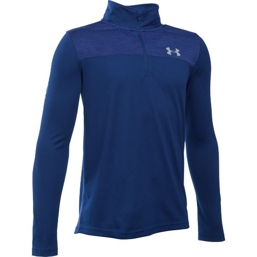 Under Armour Boys' Tech Prototype 1/4 Zip Pullover
