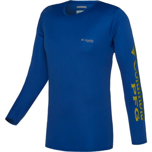 Columbia Sportswear™ Men's Terminal Tackle PFG Sleeve™ Long Sleeve Shirt