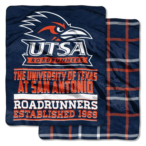 The Northwest Company University of Texas at San Antonio I-Cloud Throw