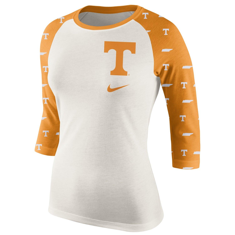 Nike™ Women's University of Tennessee Veer Raglan