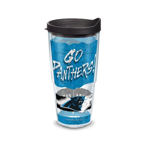 Tervis Carolina Panthers Statement 24 oz. Tumbler with Lid