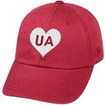 Top of the World Women's University of Arkansas Lovely Cap