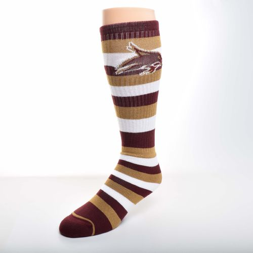 For Bare Feet Men's Texas State University Pro Stripe Tube Socks