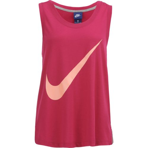 Display product reviews for Nike Women's Sportswear Tank Top