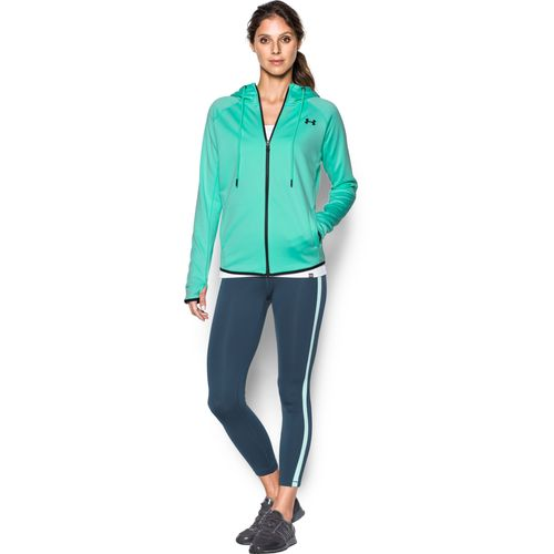 Under Armour Women's Fleece Tunic Hoodie - view number 3