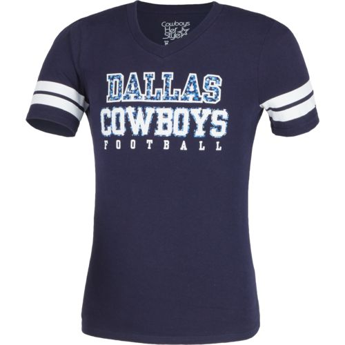 Dallas Cowboys Girls' Longley T-shirt