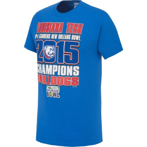 Bayou Apparel Men's Louisiana Tech University New Orleans