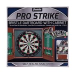 Franklin Pro Strike Bristle Dartboard with Cabinet - view number 4