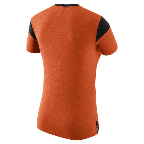 Nike™ Women's Oklahoma State University Fan V Top T-shirt - view number 2