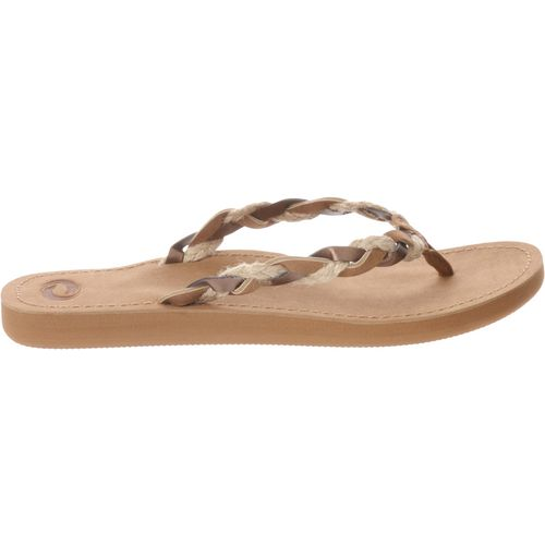 Display product reviews for O'Rageous Women's Rafia Braid Sandals