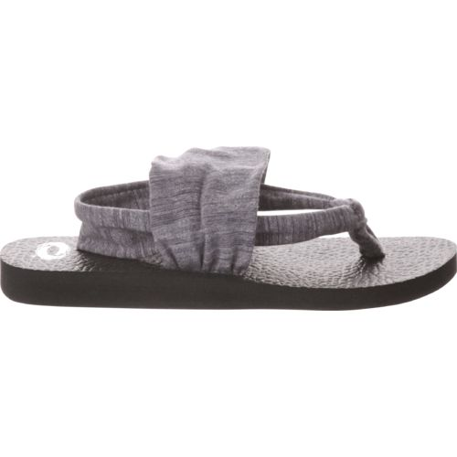 Display product reviews for O'Rageous Women's Soft Strap Thong Sandals