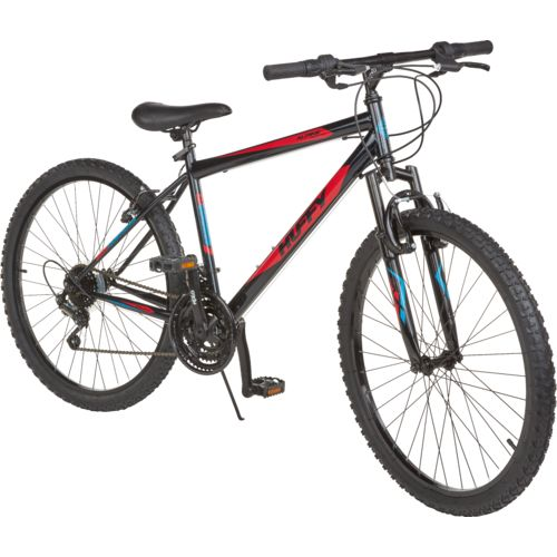 "Display product reviews for Huffy Men's Alpine 26"" 18-Speed Mountain Bike"