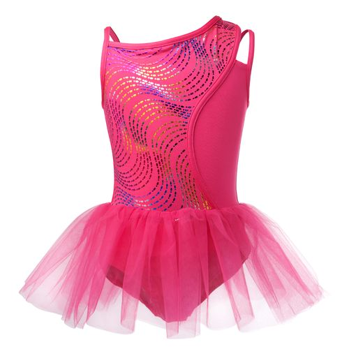 Capezio Girls' Future Star Fantasy Gown