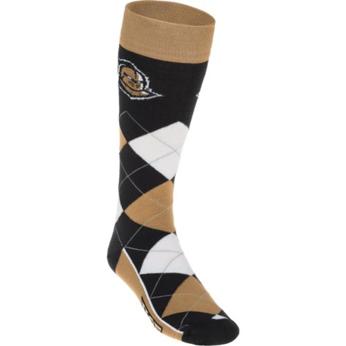 For Bare Feet Unisex University of Central Florida Team Pride Flag Top Dress Socks