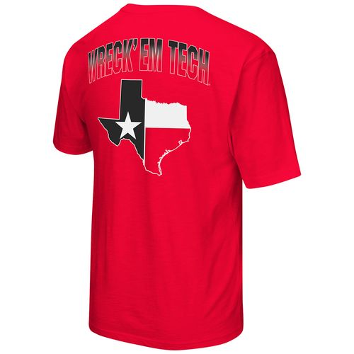 Colosseum Athletics™ Men's Texas Tech University Golden Boy T-shirt - view number 1