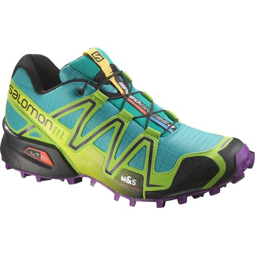 Salomon Women's Speedcross 3 Trail Running Shoes - view number 1